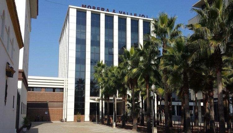 oficinas edificio morera y vallejo II